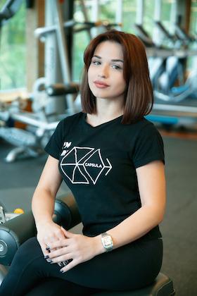 Ольга Бундина - Capsula fitness