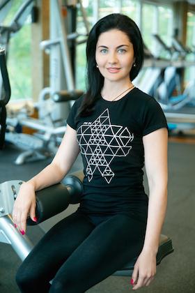 Виктория Касилова - Capsula fitness