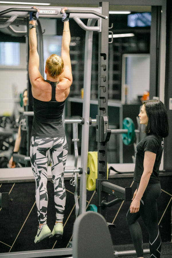 Capsula fitness Москва